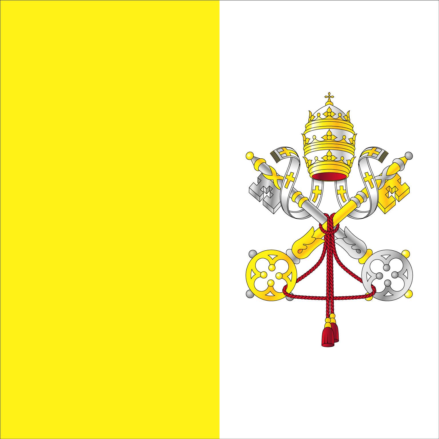 Holy See Flag